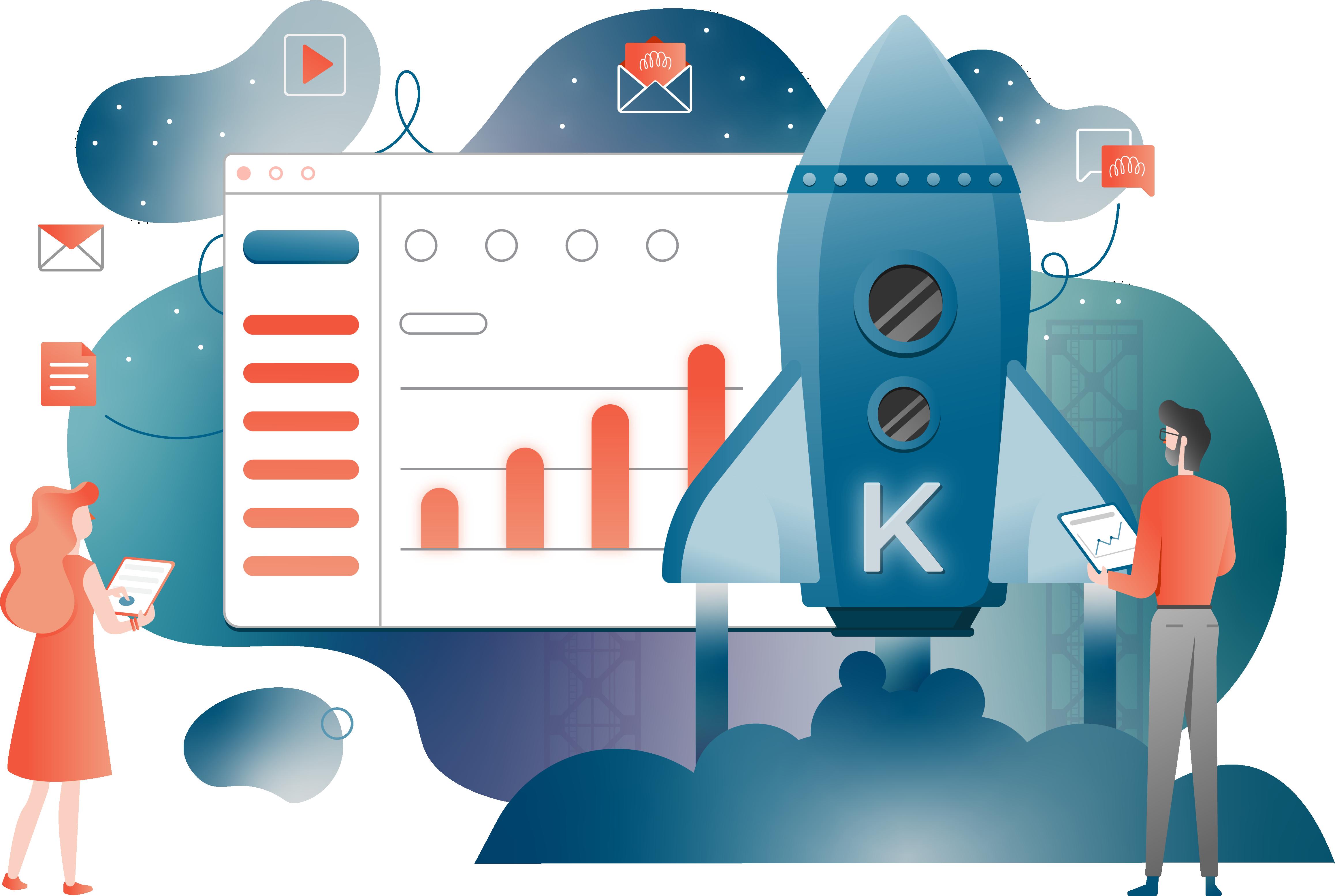 Autoklose.com B2B Sales Email Engagement Platform