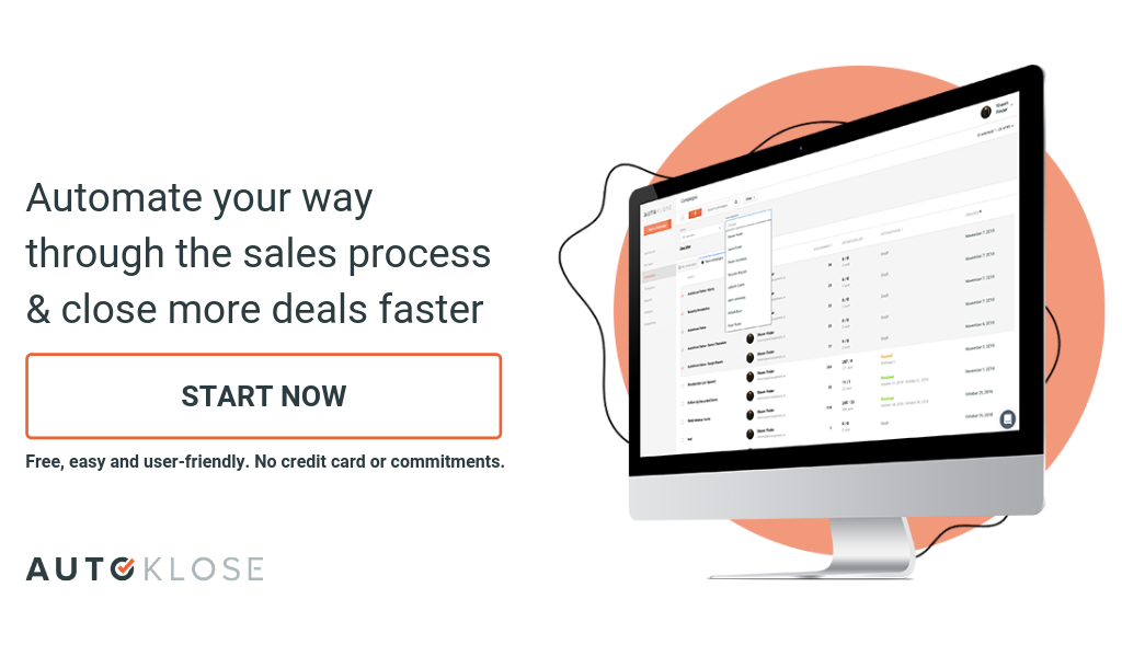 Autoklose — Automate your follow-up.