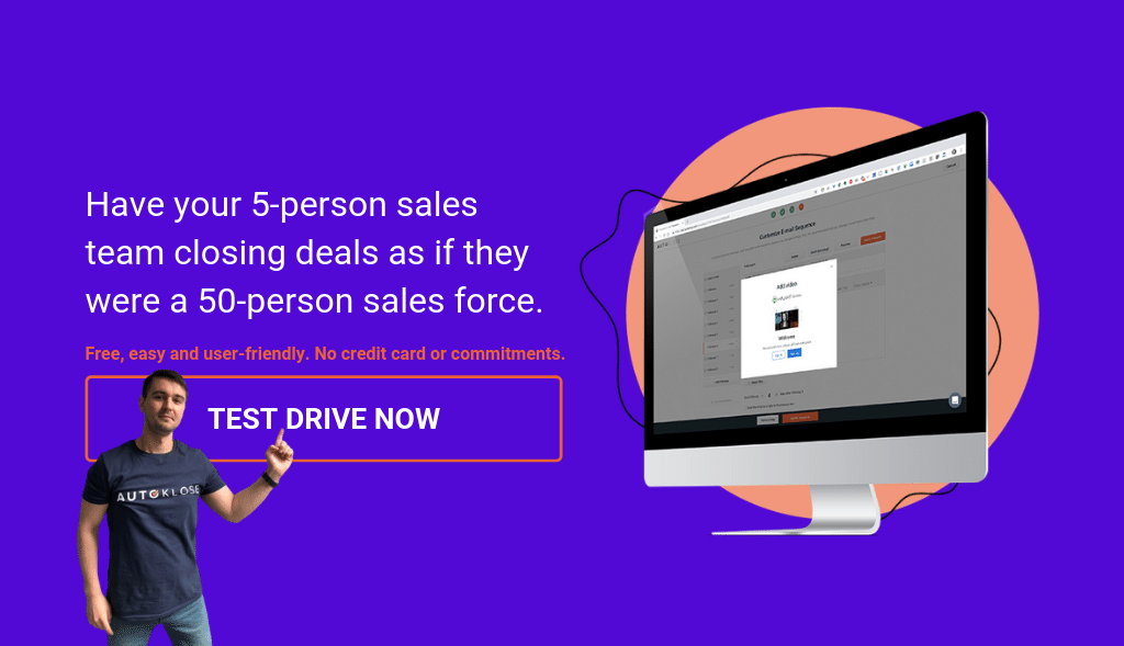 help your sales team 10x the results. Autoklose.com