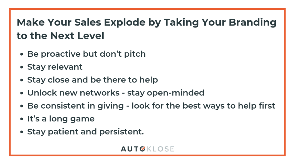 make your sales explode