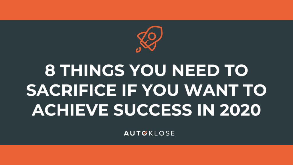 Achieve Success in 2020