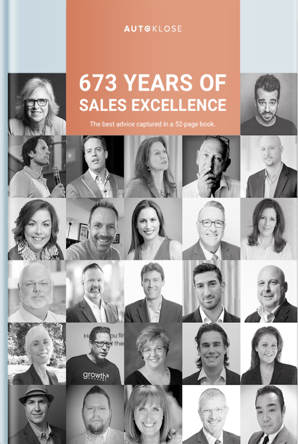 673 Years of Sales Excellence