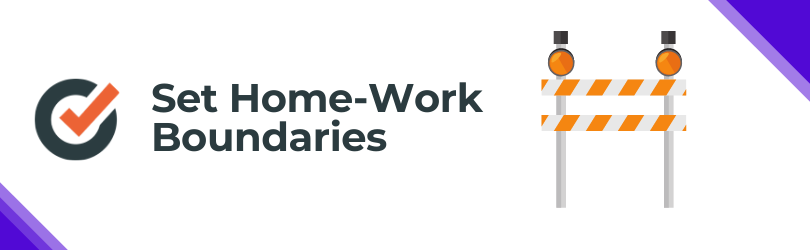 Work and Sell From Home During the COVID-19