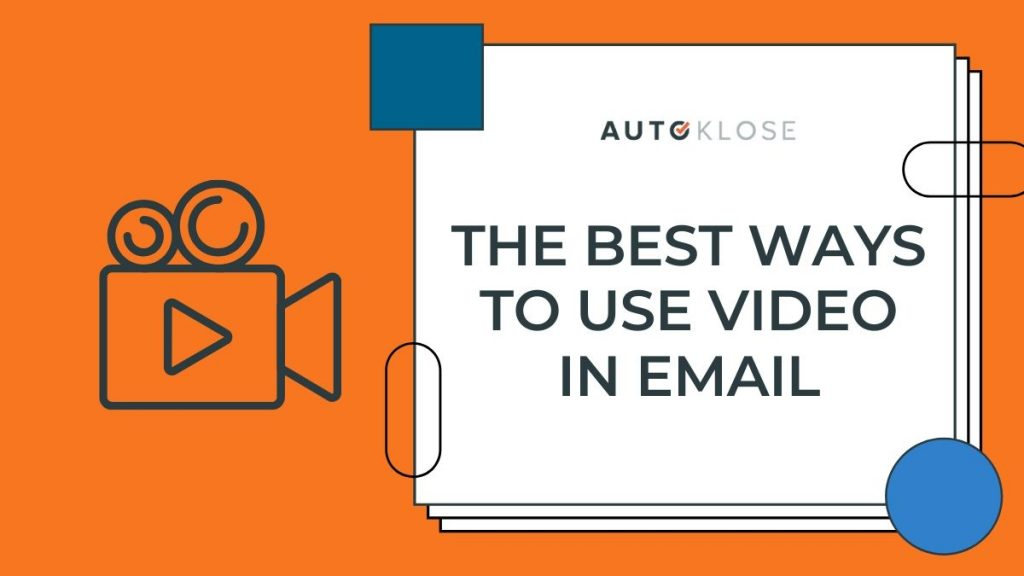Use Video In Email