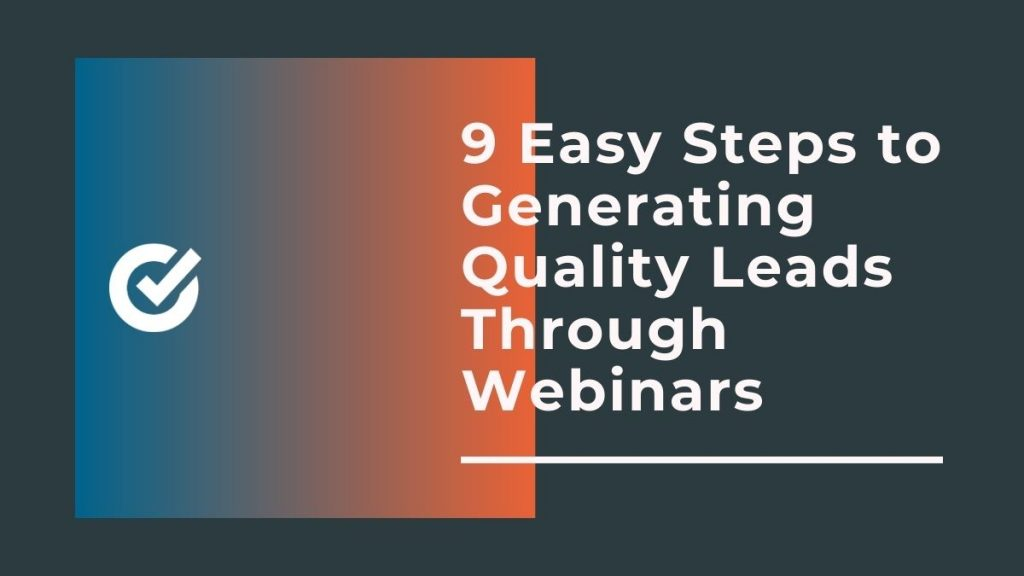 Generating Quality Leads
