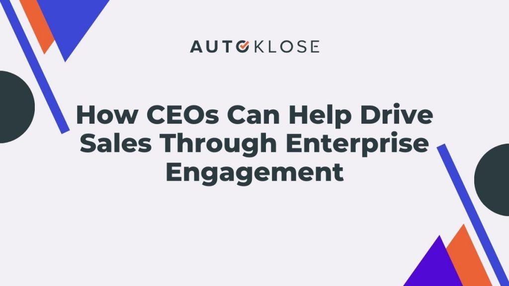 enterprise engagement