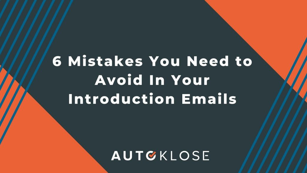 introduction emails