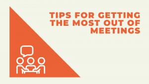 Sales meetings