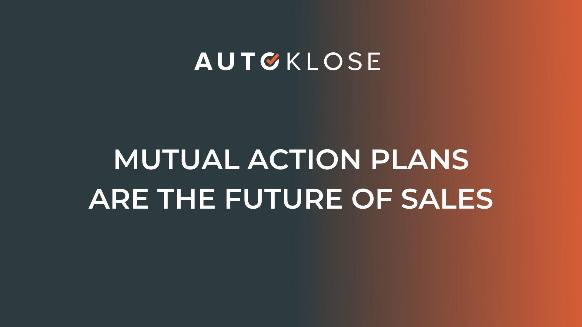 mutual action plan